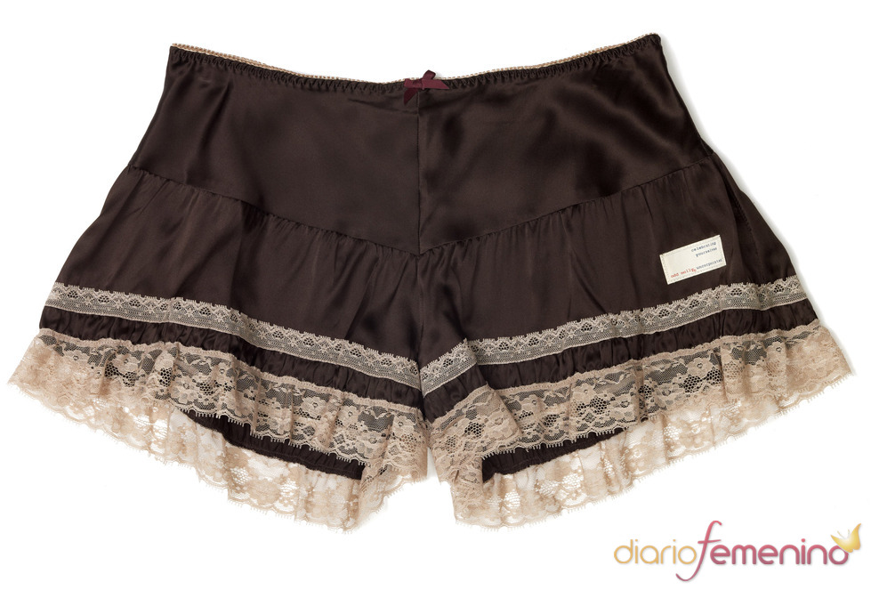 Shorts de chocolate, Odd Molly 2010