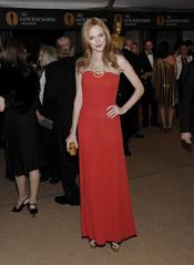 Heather Graham en los Governors Awards 2010