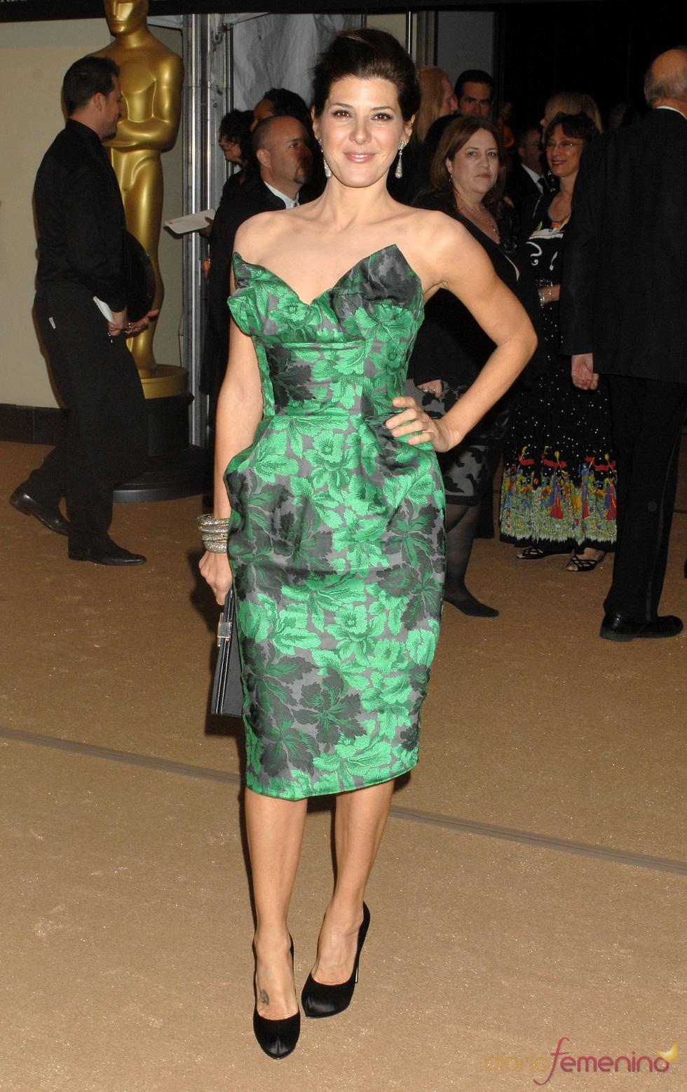 Marisa Tomei en los Governors Awards 2010