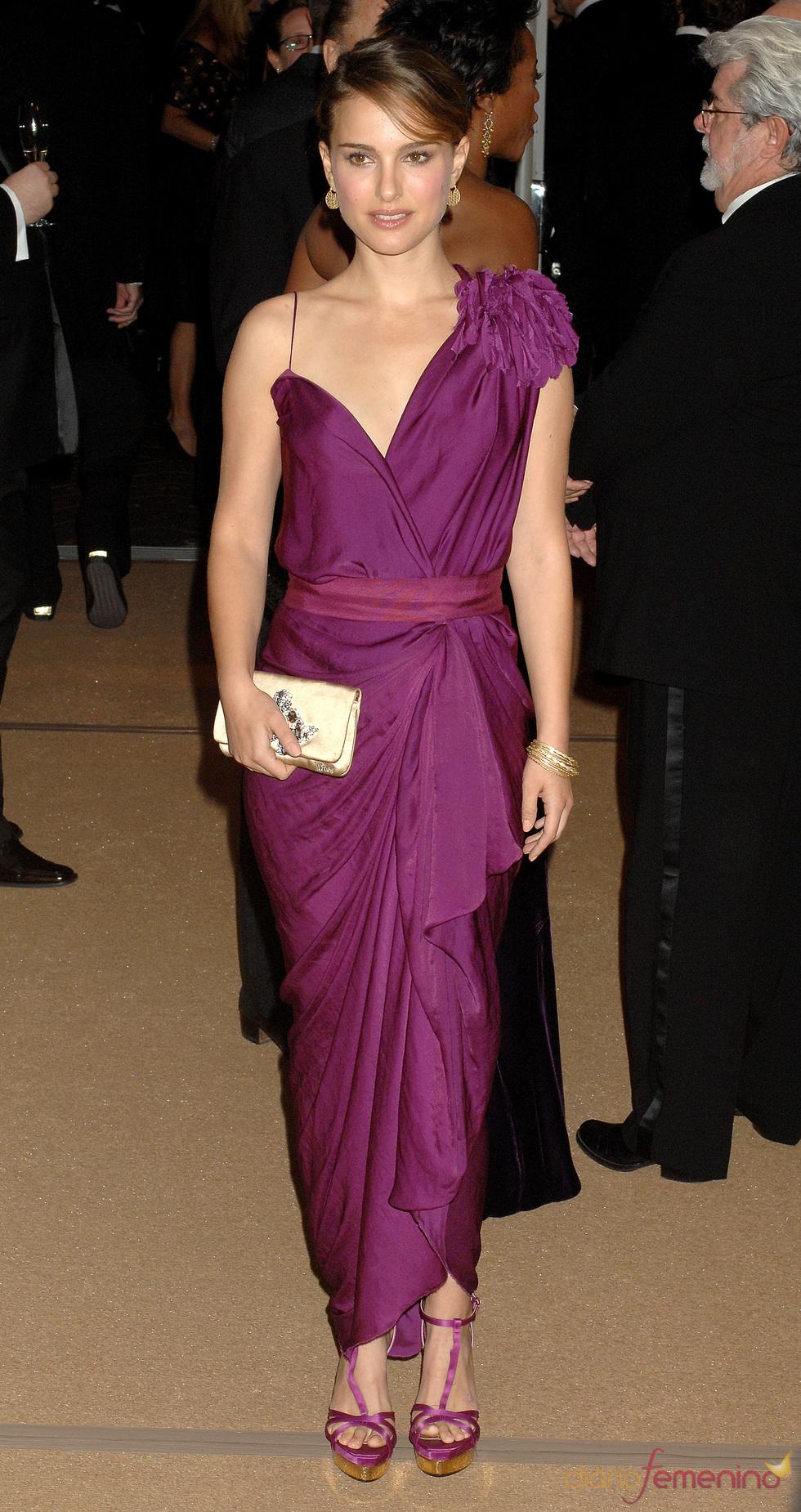 Natalie Portman en los Governors Awards 2010