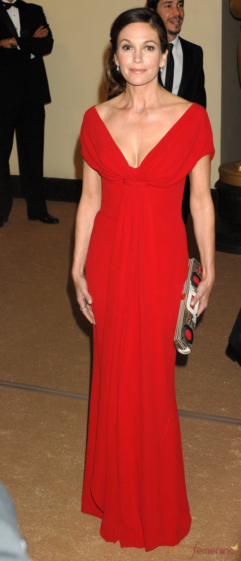 Diana Lane en los Governors Awards 2010