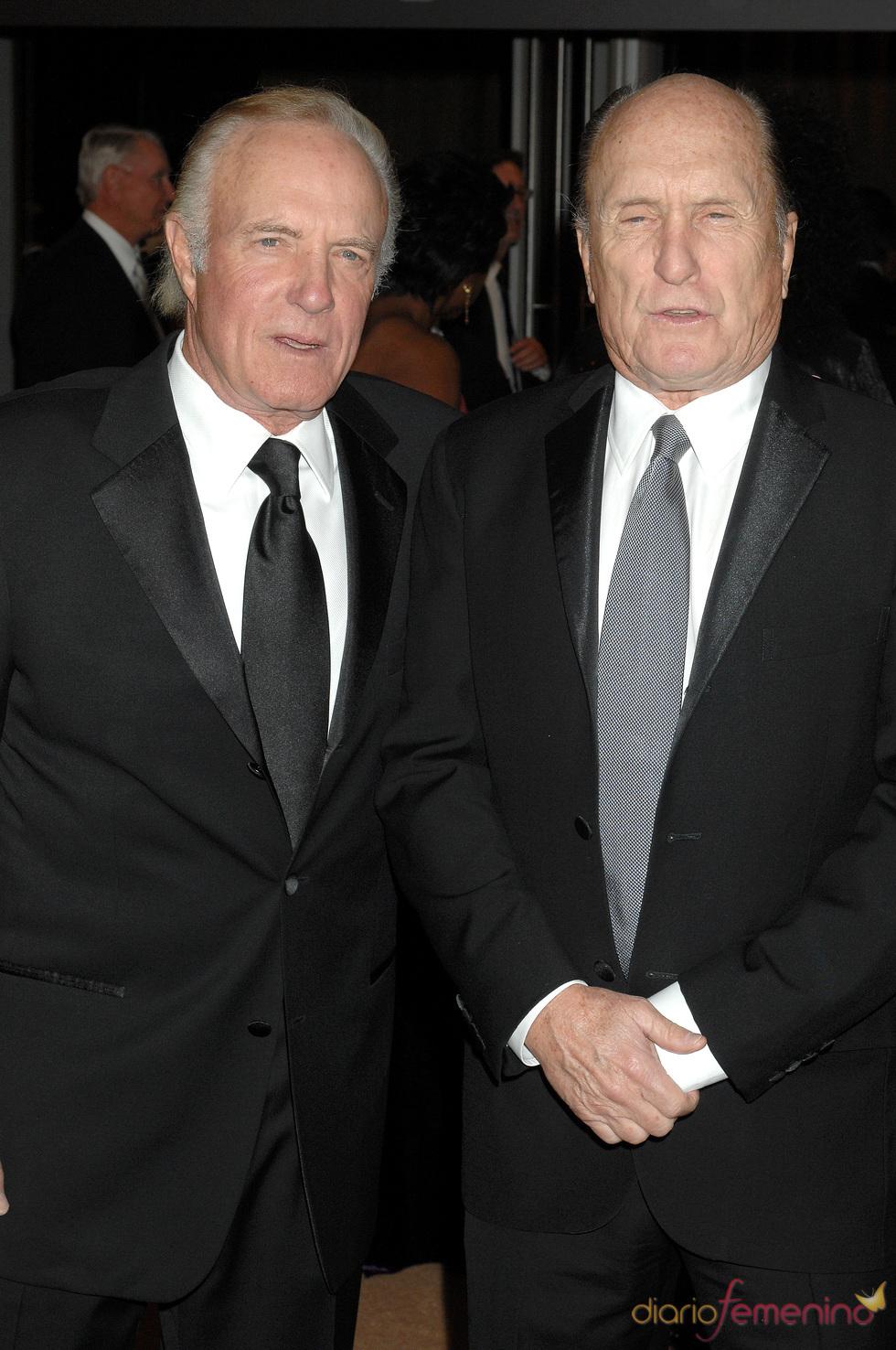 James Caan y Robert Duvall en los Governors Awards 2010