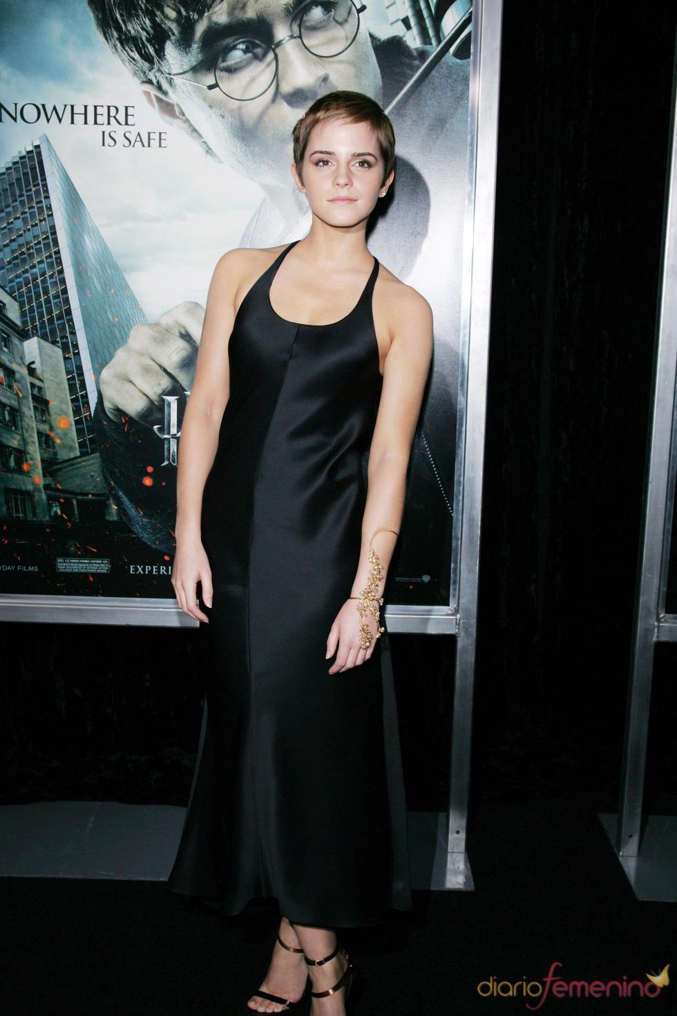 Emma Watson de estreno en Nueva York
