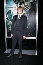 Rupert Grint de estreno en Nueva York