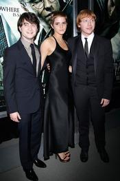 Premiere de 'Harry Potter y las reliquias de la muerte' en Nueva York