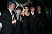 Los protagonistas de 'Harry Potter y las reliquias de la muerte'