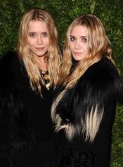 Las gemelas Olsen en los Premios Vogue Fashion Fund 2010