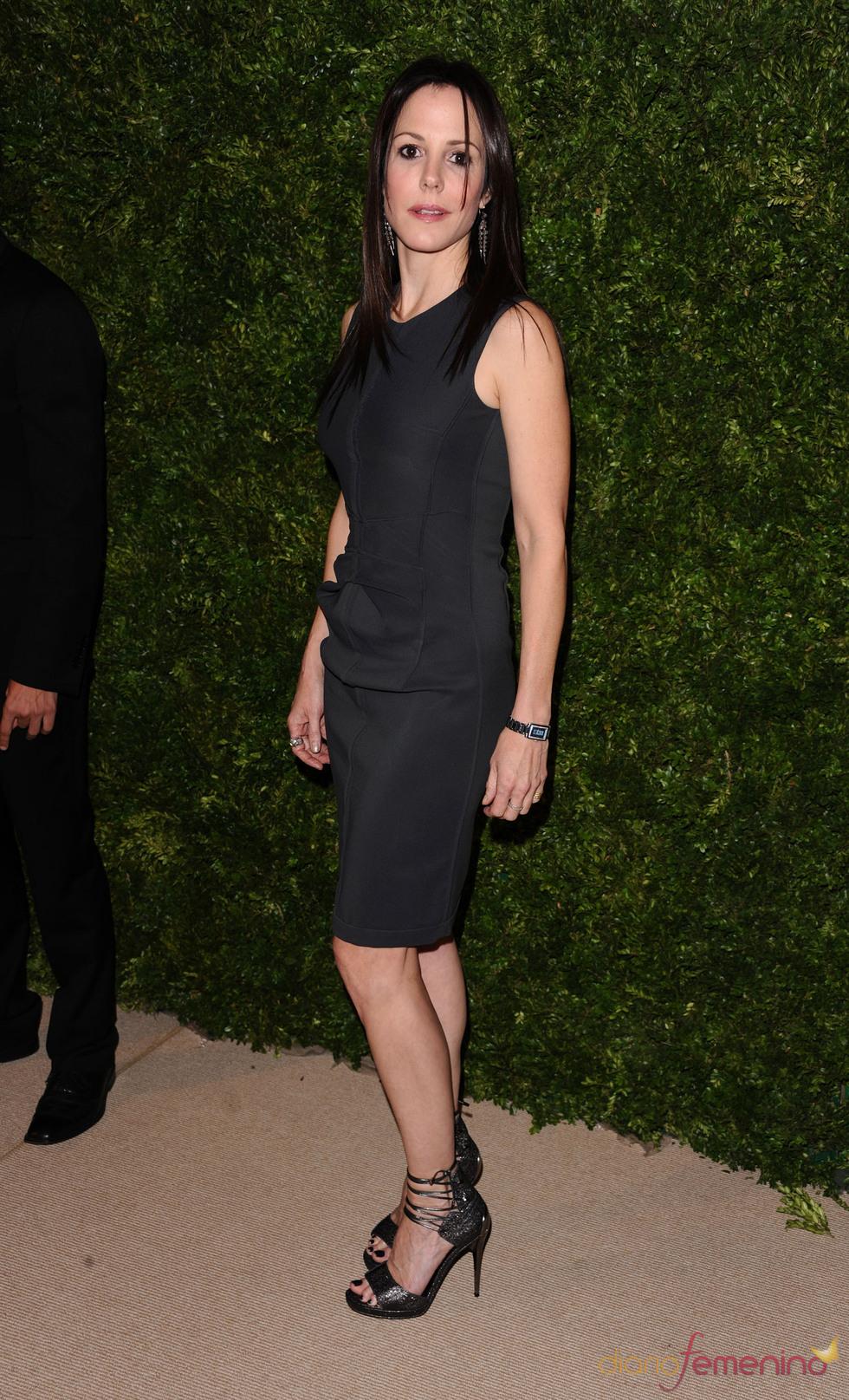 Mary Louise Parker en los Premios Vogue Fashion Fund 2010