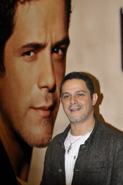 Alejandro Sanz en Venezula tras seis años sin ir
