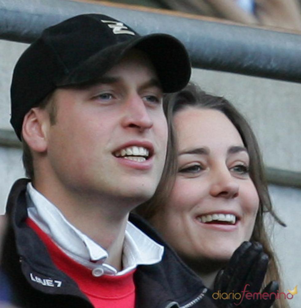El príncipe Guillermo y Kate Middleton disfrutan juntos del deporte