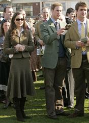 El principe Guillermo y Kate Middleton, comparten compromisos