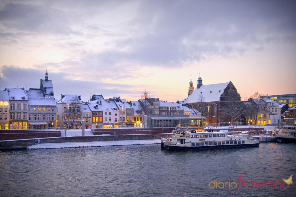 Maastricht en Navidad