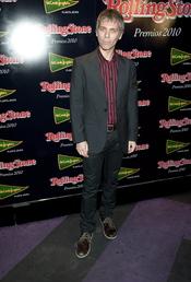 Ariel Roth en los Premios Rolling Stone 2010