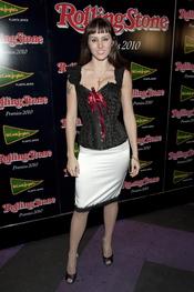 La Mala Rodríguez en los Premios Rolling Stone 2010