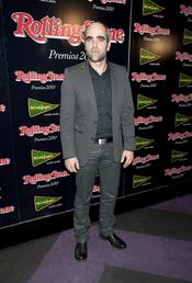 Premios Rolling Stone 2010 con Luis Tosar