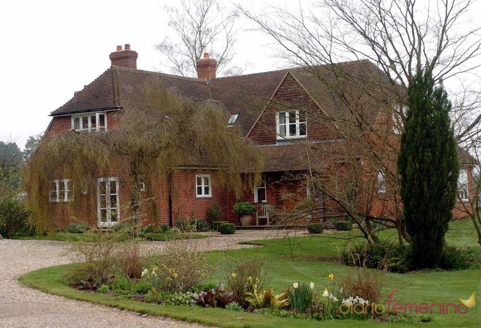 Casa de la familia de Kate Middleton