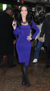 Katy Perry presenta su perfume