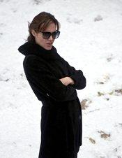 Angelina Jolie ayuda a los afectados por las inundaciones en el Véneto