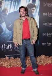 Josep Lobató, fan de Harry Potter