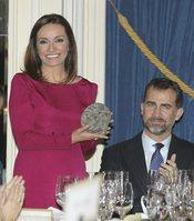 Pepa Bueno recoge el premio 'Francisco Cerecedo' de periodismo