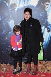 Estreno de 'Harry Potter y las reliquias de la muerte' con Lucía Etxebarría