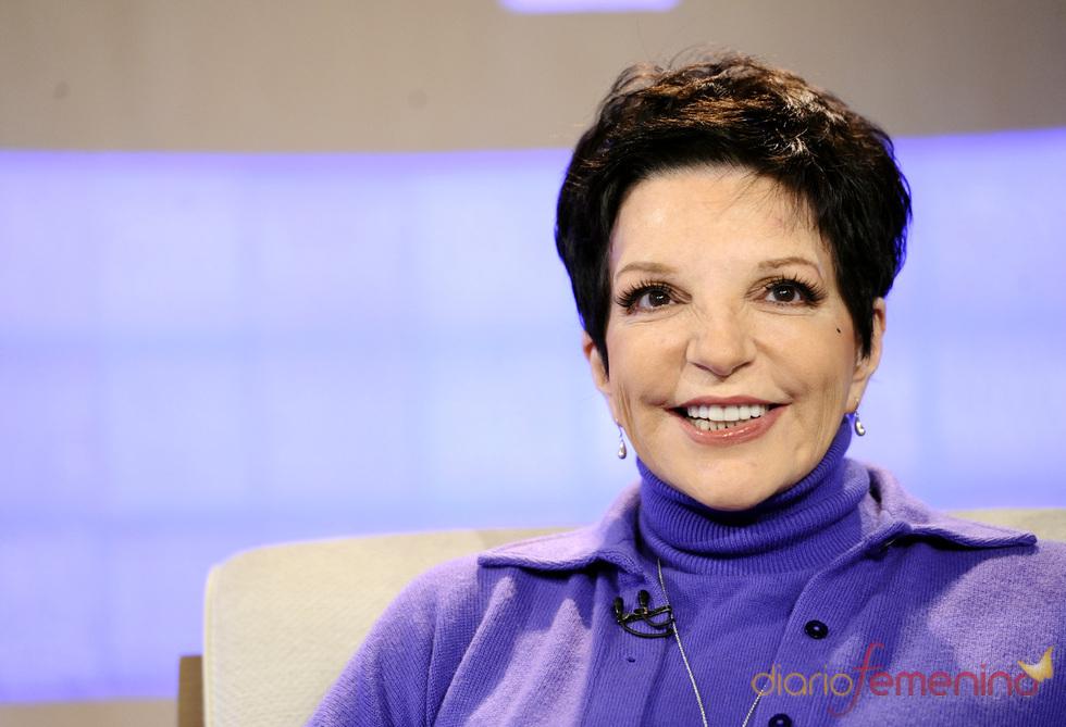 Liza Minnelli y el exceso de cirugía