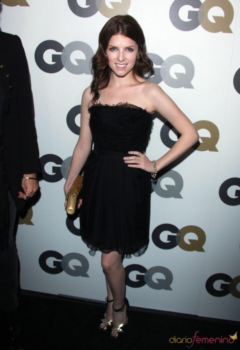 Anna Kendrick en la Fiesta GQ 2010