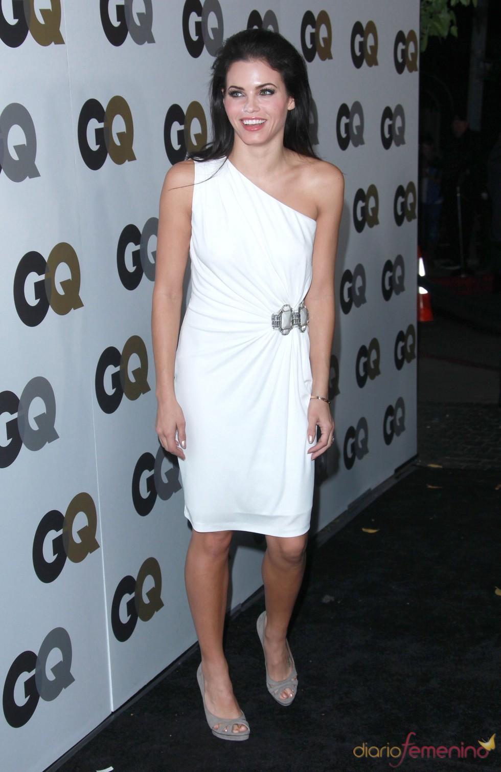 Fiesta GQ 2010 con Jenna Dewan