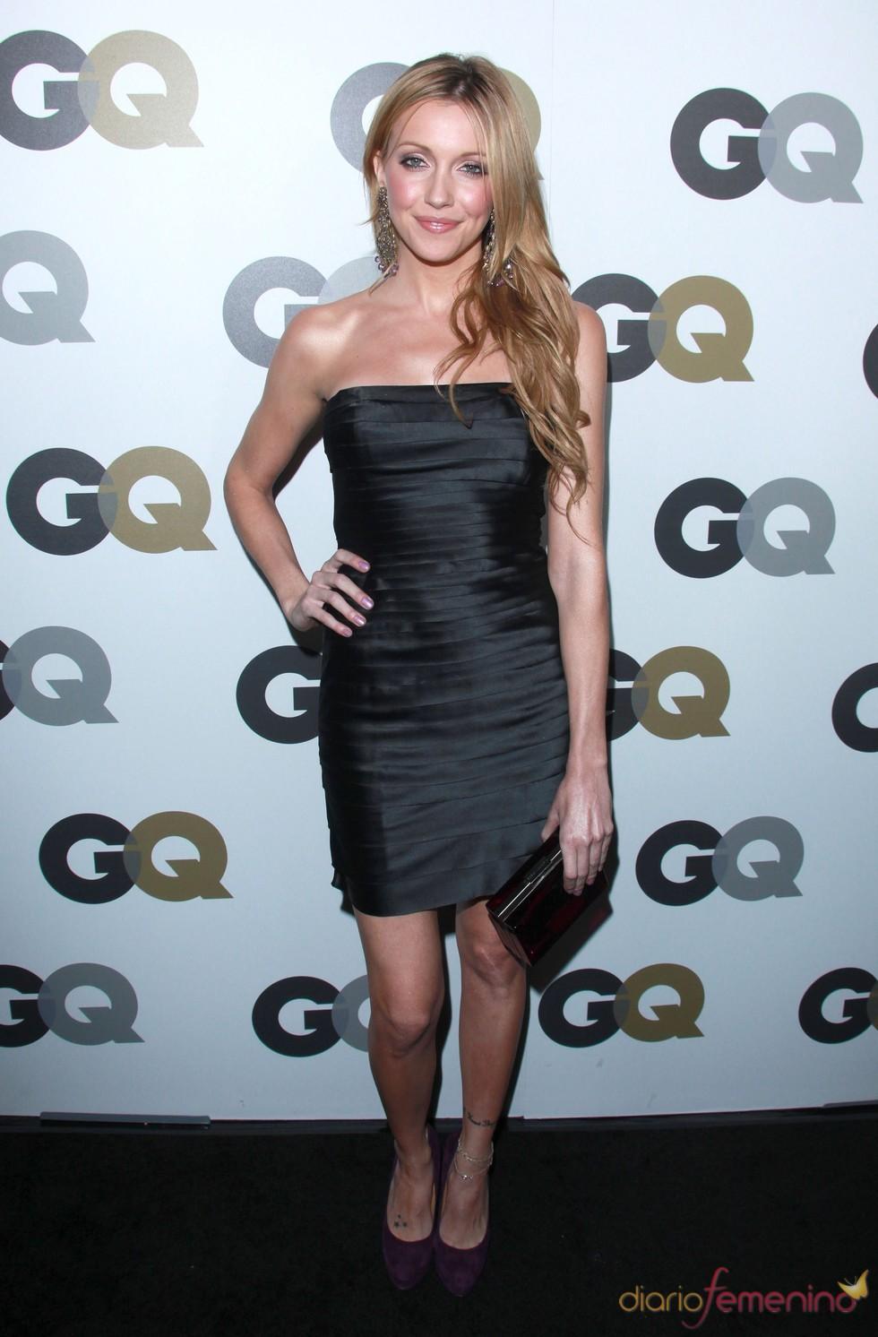 Katie Cassidy en la Fiesta GQ 2010