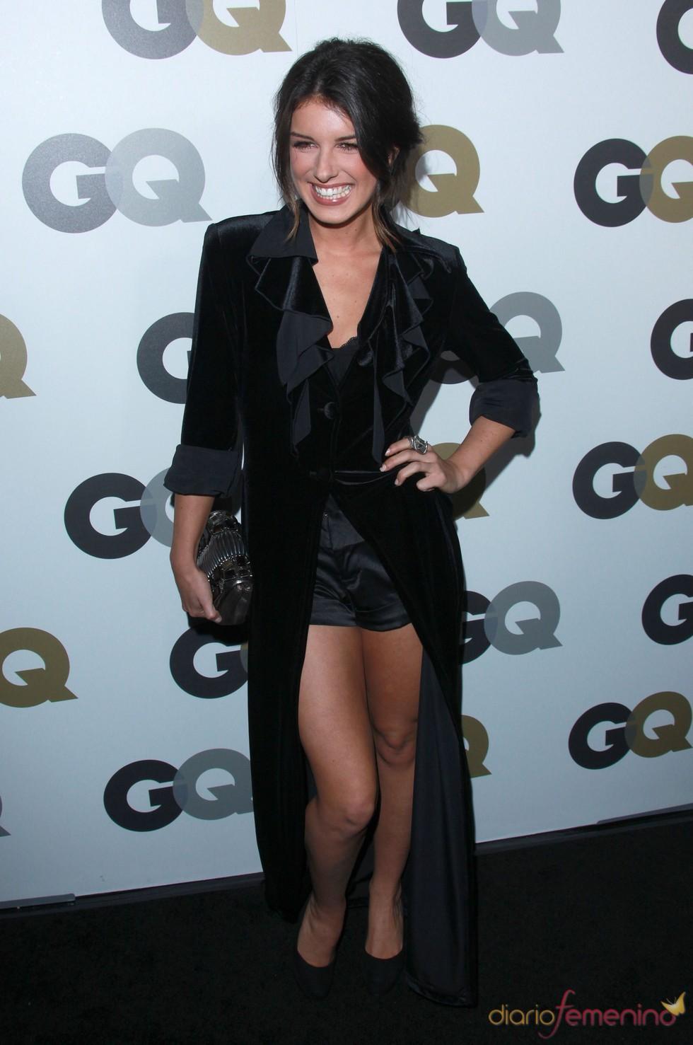 Shenae Grimes en la Fiesta GQ 2010