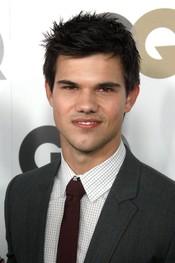 Taylor Lautner en la Fiesta GQ 2010