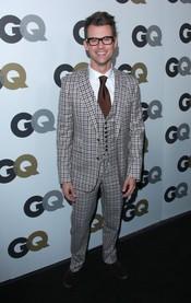 Brad Goreski en la Fiesta GQ 2010