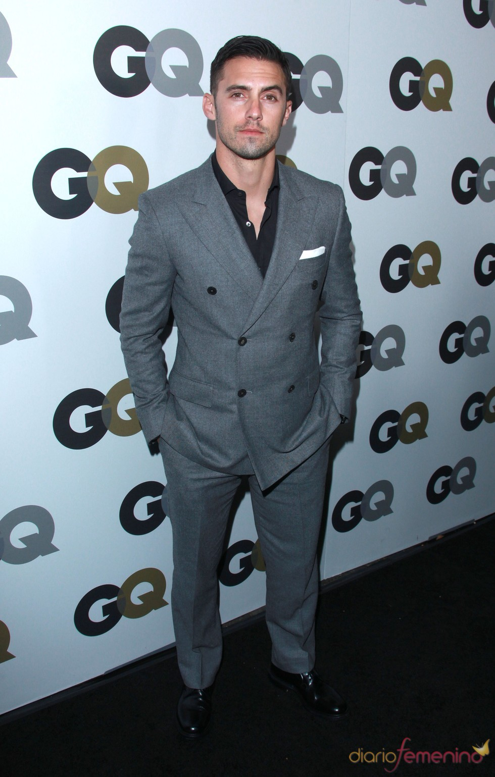 Milo Ventimiglia en la Fiesta GQ 2010