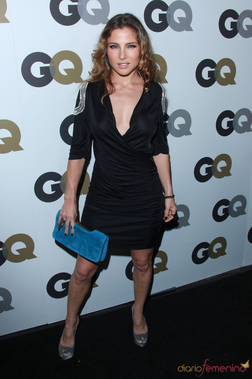 Elsa Pataky en la Fiesta GQ 2010