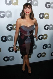 Rashida Jones en la Fiesta GQ 2010
