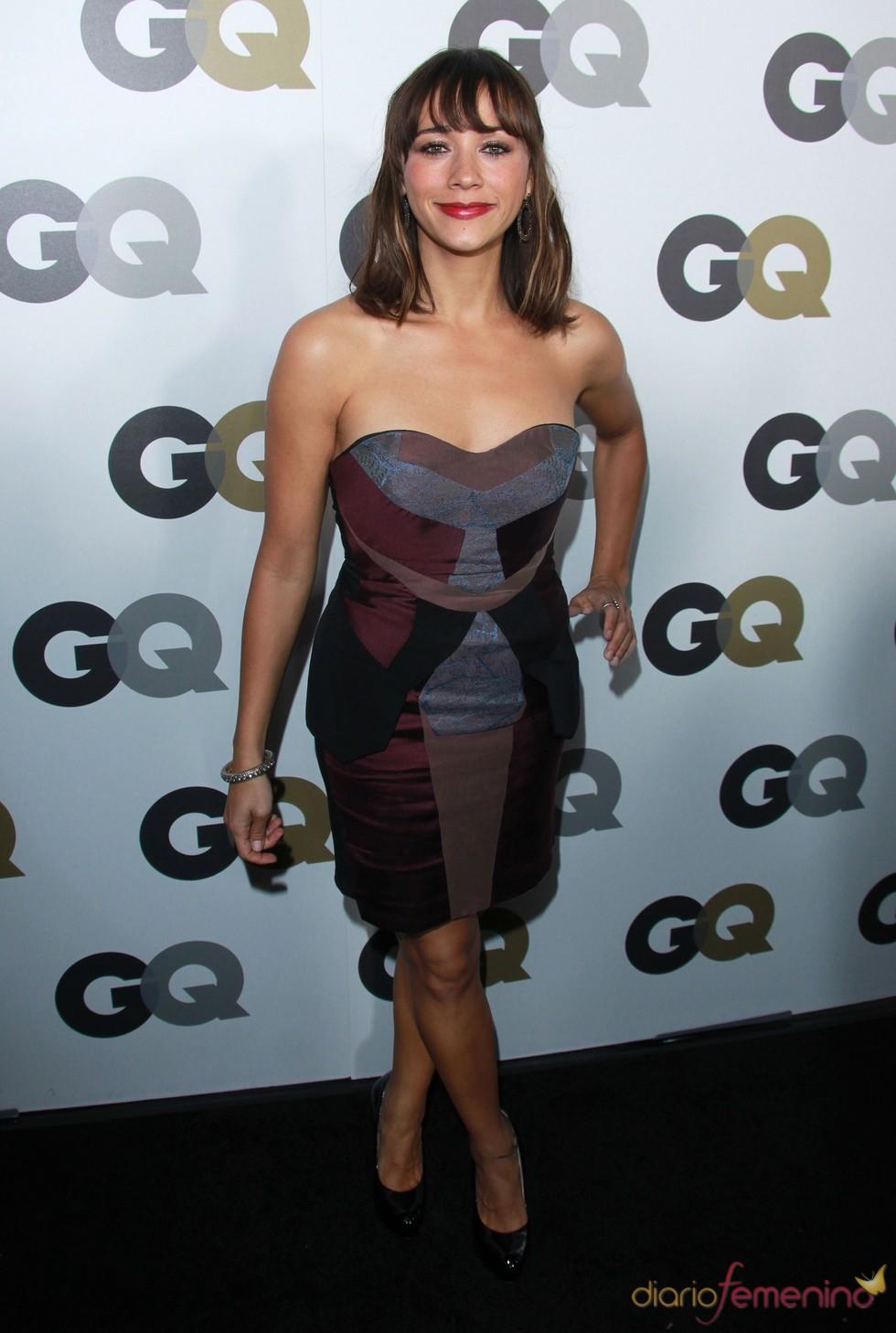Rashida Jones en la Fiesta GQ 2010