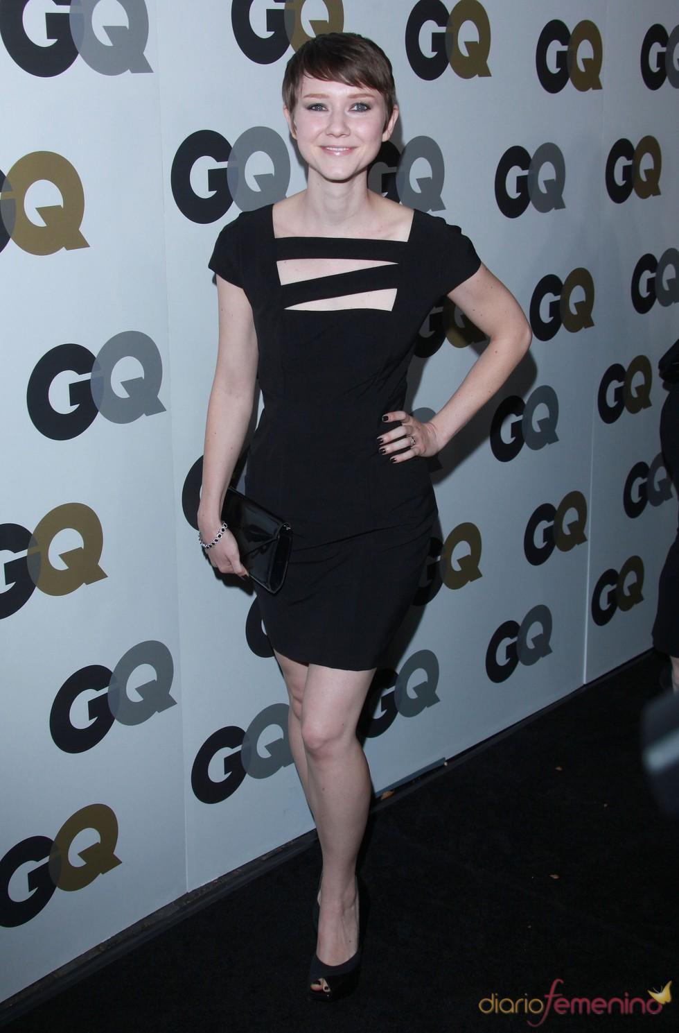 Valerie Curry en la Fiesta GQ 2010