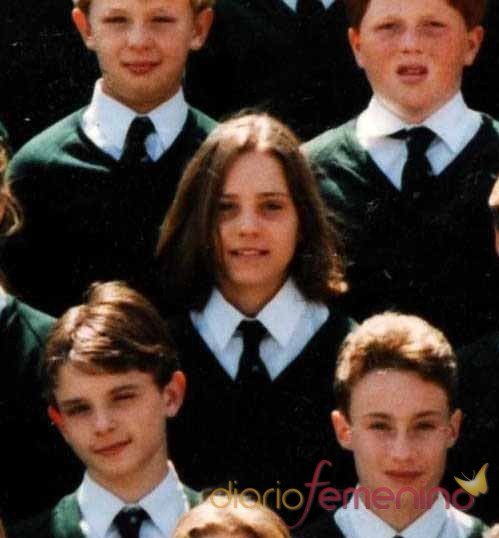 Kate Middleton en el colegio