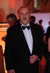 Vicente del Bosque, seleccionador de 'la roja'