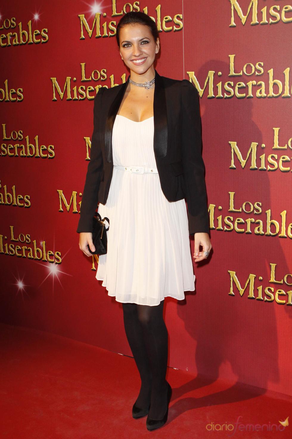 Ana Ruiz va a ver 'Los Miserables' en Madrid