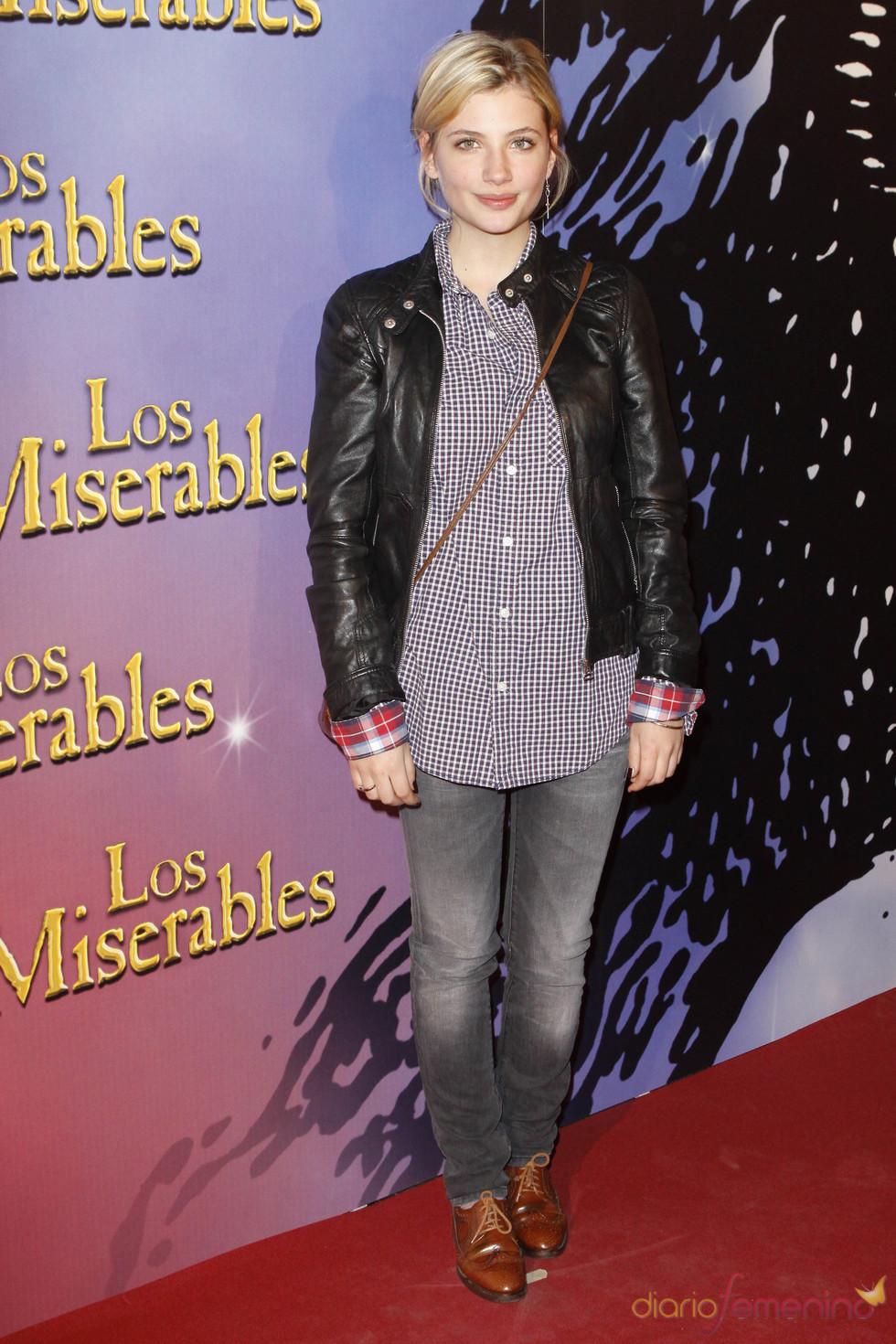 Miriam Giovanelli, de estreno teatral en Madrid