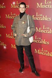 Bimba Bose fue a ver la obra de teatro 'Los Miserables'
