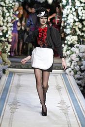 Vestido estilo camarera de Lavin para H&M