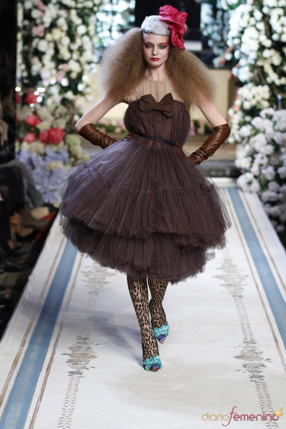 Voluptuoso vestido de Lavin para H&M