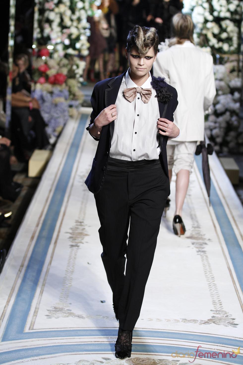 Look masculino de Lavin para H&M