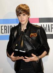 Justin Bieber se lleva cuatro galardones en los American Music Awards