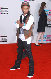 Jaden Smith en los American Music Awards 2010