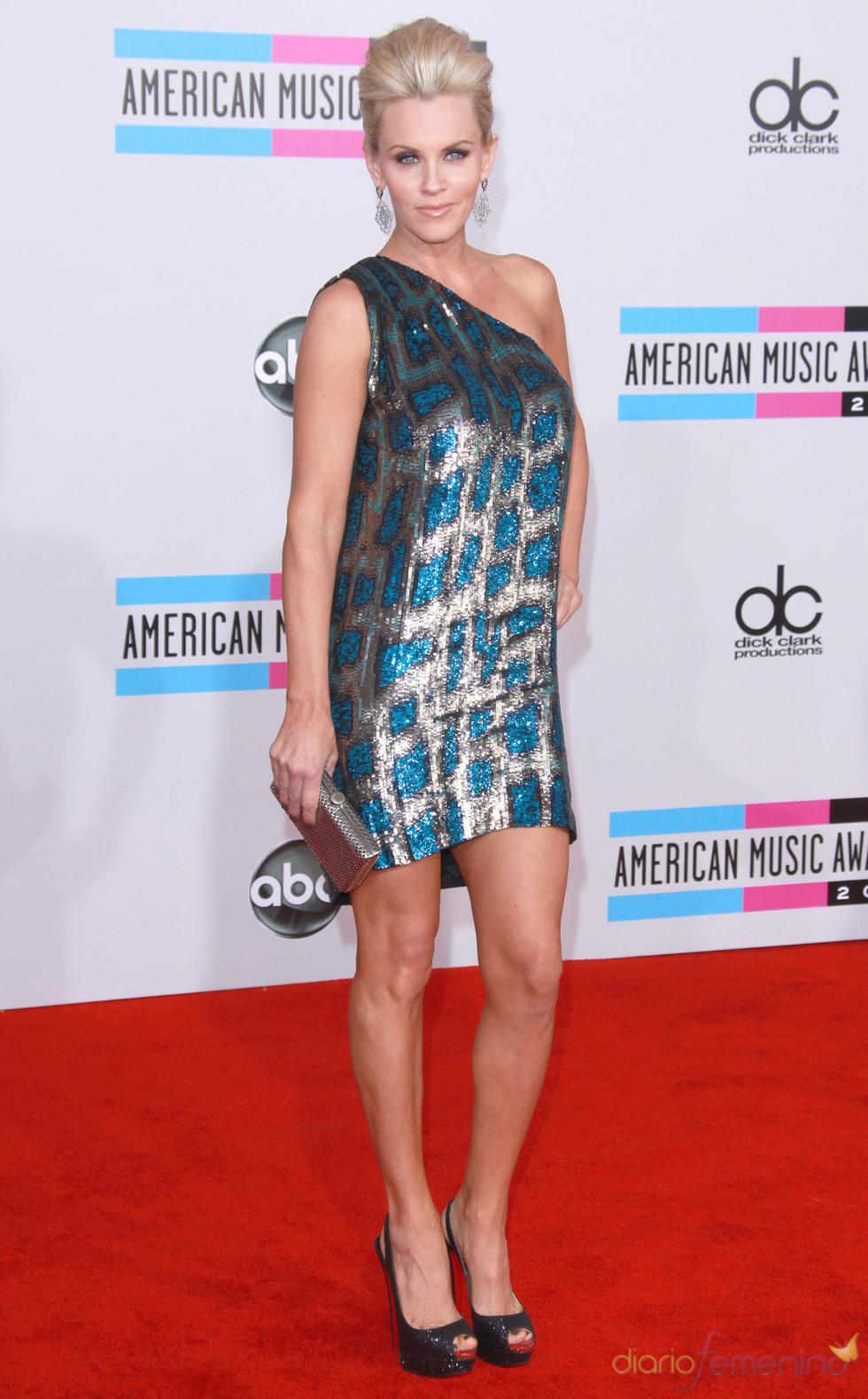Jenny McCarthy en los American Music Awards 2010