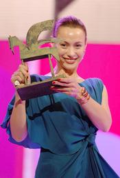 Natalia Verbeke, mejor actriz de televisión en los premios Ondas 2010