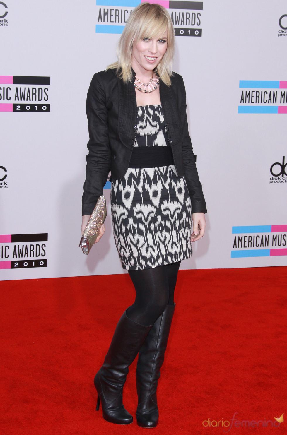 Natasha Bedingfield en los American Music Awards 2010